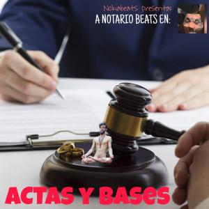 Deltantera: Nokiabeats aka notariobeats - Actas y bases (Instrumentales)
