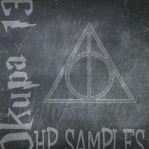 Deltantera: Okupa 13 - HP samples (Instrumentales)
