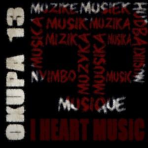Deltantera: Okupa 13 - I Heart Music (Instrumentales)