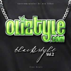 Deltantera: Oliztyle - Blackstyle Vol. 2 (Instrumentales)