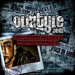 Deltantera: Oliztyle - Instrumentales paranormales