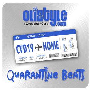 Deltantera: Oliztyle - Quarantine Beats (Instrumentales)