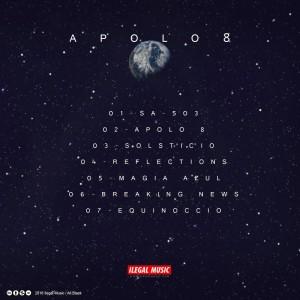 Trasera: Omar El Hachemi - Apolo 8