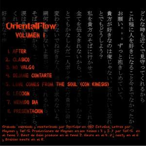 Trasera: Orientalflow - Orientalflow Vol. 1