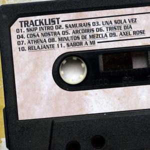 Trasera: P. Romero - Recopilado (Instrumentales)
