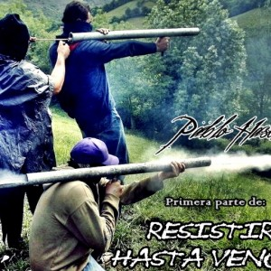 Deltantera: Pablo Hasél - Resistir hasta vencer