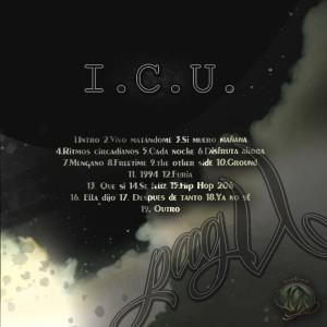 Trasera: Pagu - I.C.U.