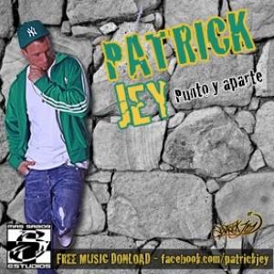 Deltantera: Patrick Jey - Punto y aparte