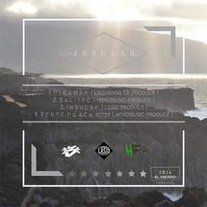 Trasera: Pekas - Insular