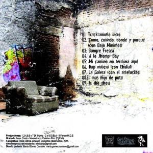 Trasera: Pekeño y Dj Jhomp - Bonus track'a