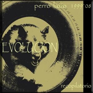 Trasera: Perro Lazio - Evolución (Recopilatorio)
