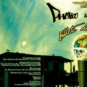 Deltantera: Phaboo Caulfield y Ozarm - Billete de ida