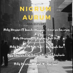 Trasera: Philip Morrison - Nigrum aurum