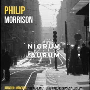 Deltantera: Philip Morrison - Nigrum aurum