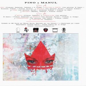Trasera: Pino - Hip Hop Hup - The Remixes