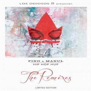 Deltantera: Pino - Hip Hop Hup - The Remixes