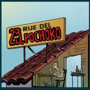 Deltantera: Pochokodon, Dj Maos y Sátira Sativa - 23 Rue del Pochoko
