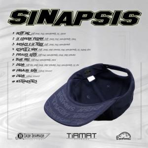 Trasera: Pozo Musikandante, Lhyon y Dash Shamash - Sinapsis