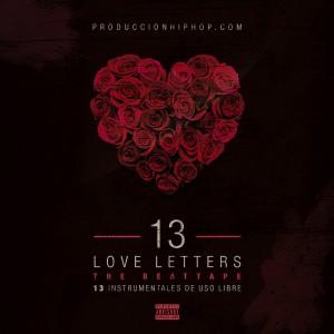 Deltantera: Produccion HipHop - 13 love letters (Instrumentales)