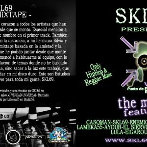 Deltantera: Punto de encuentro estudios - Skl69 The mixtape