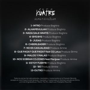 Trasera: Putokuatre - Alhamdulilah