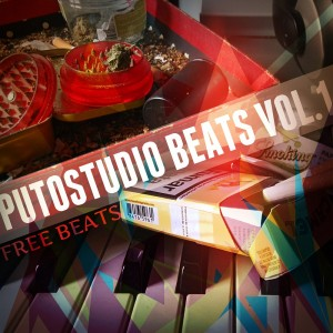 Deltantera: Putoprods, Trastorno Beats, Walls Prods. y ABM Beatz - Putostudio beats Vol. 1 (Instrumentales)