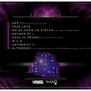 Trasera: Rams y Morgan - True love
