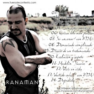 Trasera: Ranaman - Ficción o Realidad
