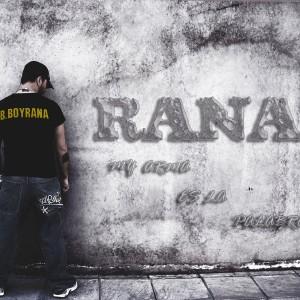 Deltantera: Ranaman - My arma es la palabra