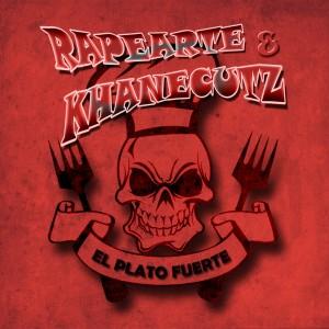 Deltantera: Rapearte y Khanecutz - El plato fuerte