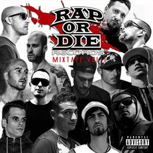 Deltantera: Rapordie Records - Mixtape Vol. 1