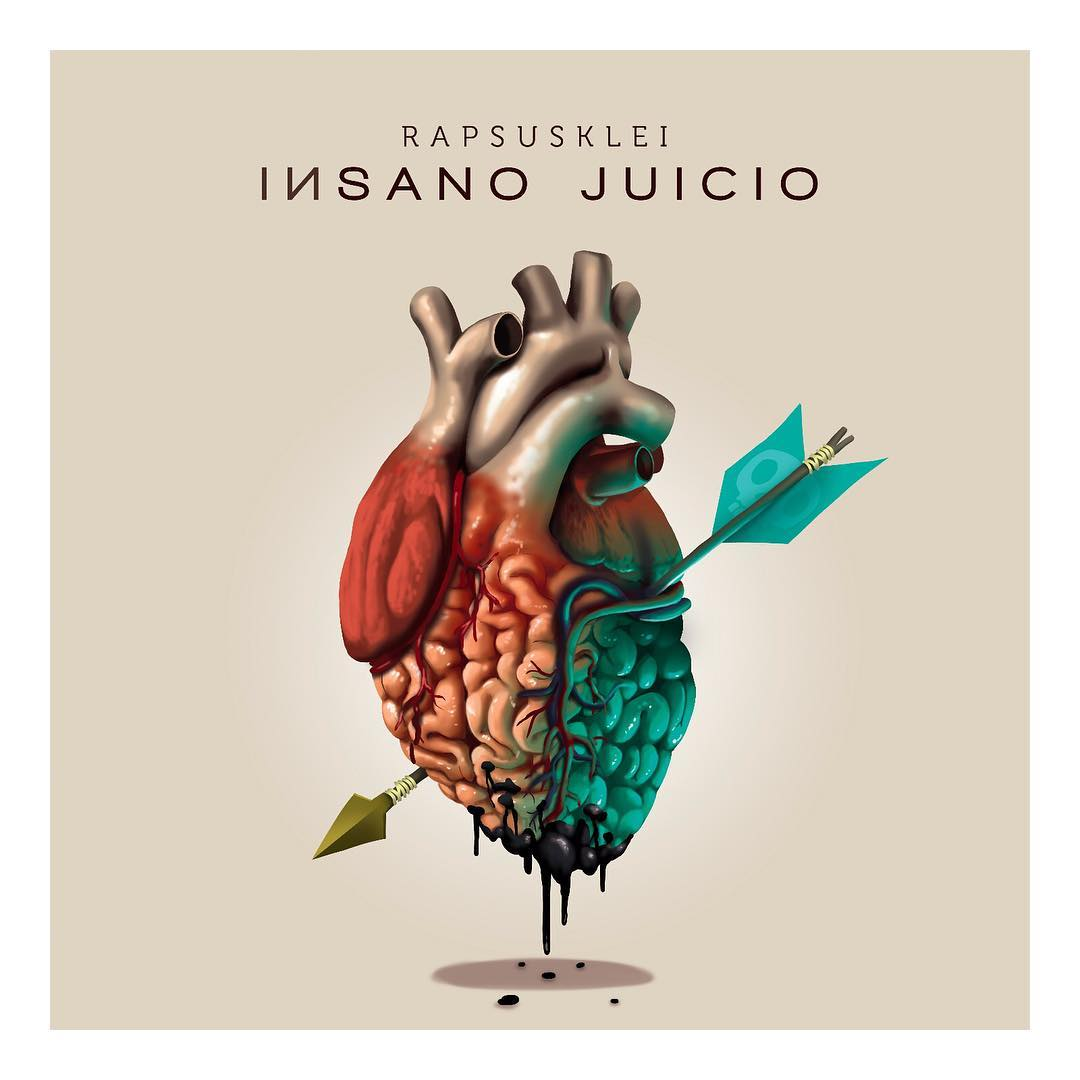 Rapsusklei - Insano juicio (Ficha del disco)