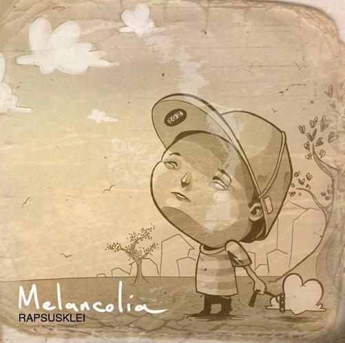Rapsusklei - Melancolía (Info, Portada y Tracklist)