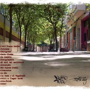 Trasera: Rapsusklei - Poesía básica