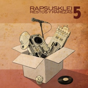 Deltantera: Rapsusklei - Restos y rarezas 5