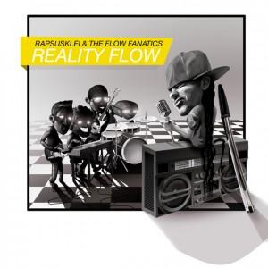 Deltantera: Rapsusklei y The flow fanatics - Reality flow