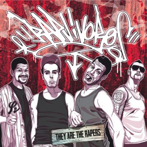 Deltantera: Rapvivoros - They are the rapers