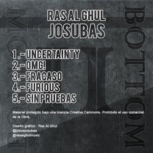 Trasera: Ras Al Ghul y Josubas - Bottom II (Instrumentales)