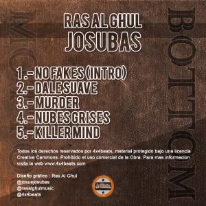 Trasera: Ras Al Ghul y Josubas - Bottom (Instrumentales)
