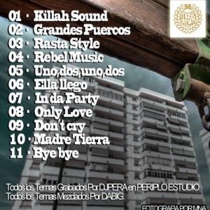 Trasera: Ras B y Dj Pera - Killah sound