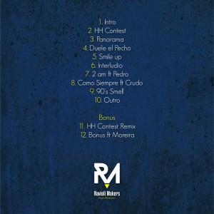 Trasera: Ravioli Makers - Preludio