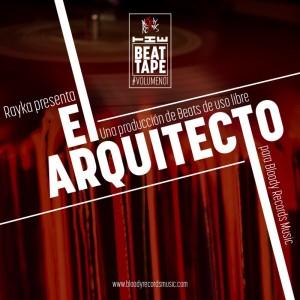 Deltantera: Rayka - El arquitecto (Instrumentales)
