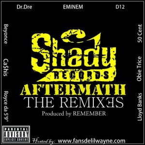 Deltantera: Remember - Shady aftermath remixes