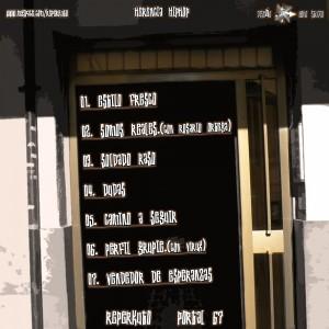 Trasera: Reperkuto - Portal 67