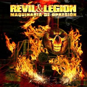 Deltantera: Revil y Legion - Maquinaria de opresion