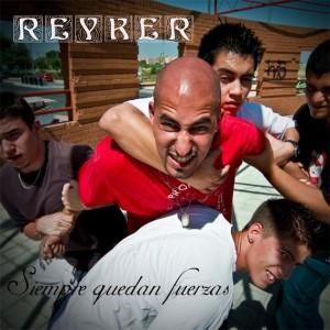 Deltantera: Reyker - Siempre quedan fuerzas