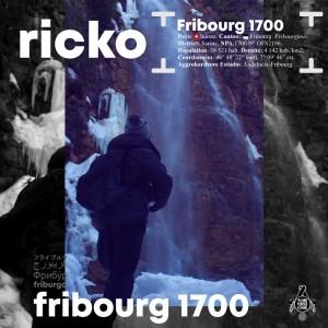 Deltantera: Ricko - Fribourg 1700