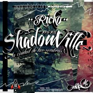Deltantera: Ricko - Shadowville - La ciudad de las sombras