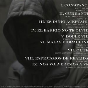 Trasera: Rilo Sanchez - Constancia
