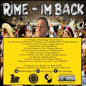 Trasera: Rime - Im Back